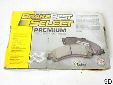 Ceramic Rear Disc Brake Pad For 06-08 Dodge Ram 1500 01-8 2500 3500