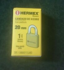 Hermex Ch-20P Iron Padlock 20Mm