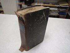 AVENTURES DE ROBINSON CRUSOE TOME 1 1844 GRAVURES 2 VOLUMES EN 1 *