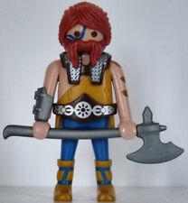 Playmobil romain - gaulois - celte - germain - barbare - guerrier #17 - custom