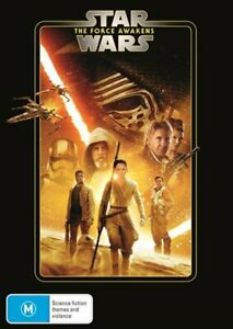 Star Wars - The Force Awakens   New Line Look DVD