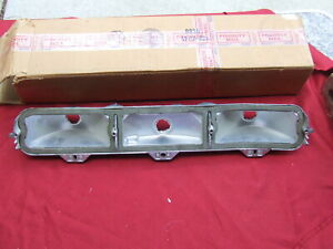 1972 Chevy Impala, Caprice tail light housing, RH, NOS! lamp 5964838