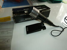 Sony ECM-200 S Electret Condenser Microphone Mikrofon mit OVP Made in Japan