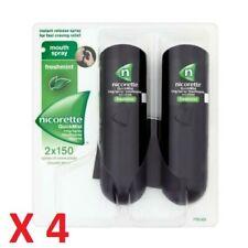 Nicorette QuickMist Spray Duo Pack X 4