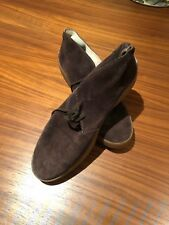 Tods Suede Ankle Boots