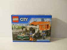 LEGO SET CITY 60118 GARBAGE TRUCK FACTORY SEALED NEW IN BOX