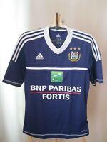 Anderlecht RSC 2012/2013 home Size S Adidas shirt maillot jersey football soccer