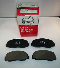 Fits Toyota Blizzard, Corona, Lite Ace Front brake pads - DB271
