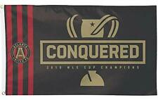 WinCraft Atlanta United FC MLS Cup Conquered 2018 Champions Flag