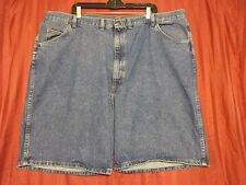 "Wrangler Loos Fit Denim Shorts Tag Sz 48 Measure 48x9.5"" Comfortable Shorts"