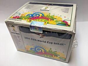 Panini WM Brasilien 2014 Display Box mit 100 Tüten SCHNÄPPCHEN !!!