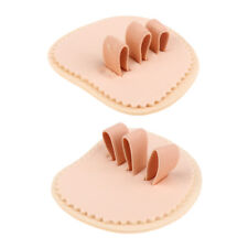 3-Toe Hammer Toe Corrector Overlapping Crooked Straightener Pad Left+Right