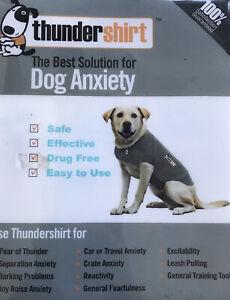 THUNDERSHIRT Dog Anxiety Fireworks Training Size XXS upto 12lb