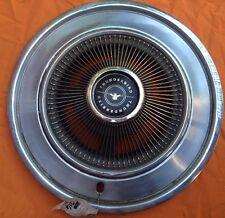 "1973 1974 1975 1976 1977 1978 FORD T-Bird 15"" HUBCAP WHEELCOVER CAP Thunderbird"