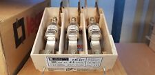 GEC CM-MT 125A - 200A 3 PHASE MINIFORM FUSE CARTRIDGE, GE, GEC ENGLISH ELECTRIC