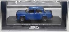 Simca 1000 Rallye 3 Prototype 1978 Talbot Blue 1/43 571021 Norev