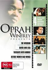OPRAH WINFREY PRESENTS 4 DVDSET BRAND NEW SEALED 4 MOVIES (region 0)All regions