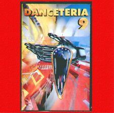 """COMPILATION """" DANCETERIA 9 """" MUSICASSETTA SIGILLATA (MC - K7)"""