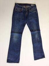 Lee Coral Jeans pantalon bleu stonewashed w27 l31