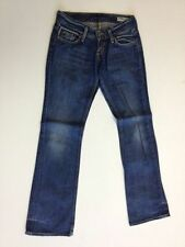 Lee Coral Jeans Hose Blau Stonewashed  W27 L31