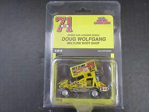 Sprint Car Legends Series #71m Doug Wolfgang --- Beltline Body Shop