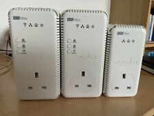 Devolo dLan 500 AV Wireless Plus Starter Kit - 2 Homeplug  Powerline Adapters