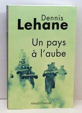 Un pays à l'aube de Dennis Lehane, 2009 New