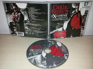 CHRIS BROWN - EXCLUSIVE (THE FOREVER EDITION) - CD