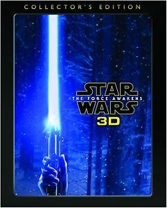 Star Wars: The Force Awakens 3D (3D Blu-ray + Blu-ray)