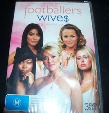 Footballers Wives The Complete Fifth Series 5 (Australia Region 4) DVD – New