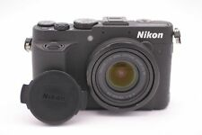 Nikon COOLPIX P7700 12.2MP Digital Camera - Black