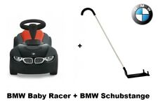 Original BMW Baby Racer III schwarz orange Boby Car 80932413782 + 80932410943