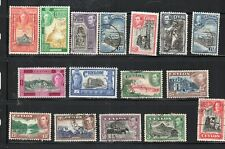 CEYLON  STAMPS  CANCELED USED & MINT HINGED   LOT 22118