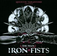 RZA - THE MAN WITH THE IRON FISTS [CLEAN] NEW CD