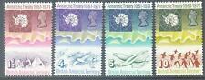 BRITISH ANTARCTIC TERRITORY 1971 Antarctic Treaty Set of 4 Mint