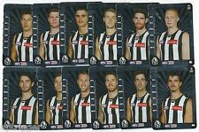 2015 Teamcoach COLLINGWOOD Silver Team Set