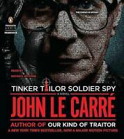 Tinker Tailor Soldier Spy by John le Carre (CD-Audio, 2012)