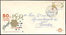Netherlands 1968 Postal Cheque & Clearing Service FDC First Day Cover #C27323