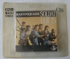 SOLDAT LOUIS  (Mini CD 3 Pouces)  MARTINIQUAISE / NEUF SCELLE