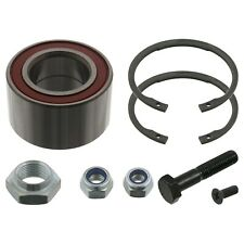 Front Wheel Bearing Kit Vw Seat:Polo,Golf Ii 2,Jetta Ii 2,Lupo,Arosa 191498625