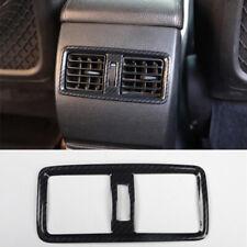 For Subaru outback Legacy 2010-2014 carbon fiber Rear air outlet vent cover trim