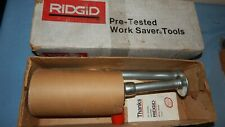 "New* Ridgid 2-1/2"" - 4"" Ratchet Pipe #254 Spiral Reamer Threader Plumbing 34960"