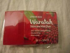 The Saem Urban Eco Skincare Duo: Waratah Essence Lotion & Waratah Toner 0.17 Oz