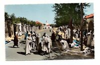 Algérie - cpsm - DJELFA - Avenue de la mosquée  (J51)