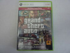 Grand Theft Auto IV Promo Pre-Order (Xbox 360) Pre-Sale Only - No Game Included