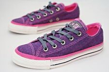 421da41d78cd Converse Chuck Taylor CT Zip Rand Ox Womens Trainers Shoes Size UK 4 Rose  (MDW