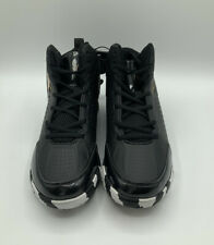AND1 Tipoff Men's Casual Basketball Shoe Black D3037MBZY