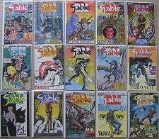 JON SABLE FREELANCE #1-38 FIRST COMICS (39) COMIC COMPLETE RUN VF TO NM GRELL