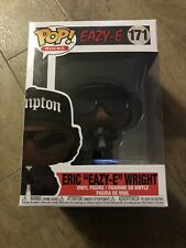 Funko Pop! Eazy-E Eric Wright Rock Rap Nwa Compton Pop 171 In Hand!