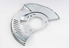 GM OEM Disc Brake-Front-Backing Plate Dust Splash Shield Left 15704499